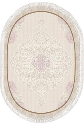 İpekçe Home Petunya Digital 80*120 Cm Paspas D-201