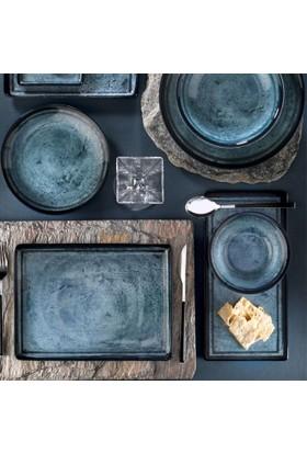 Kütahya Porselen Teos 24 Parça Yemek Seti Krem Nano 3/Dg17