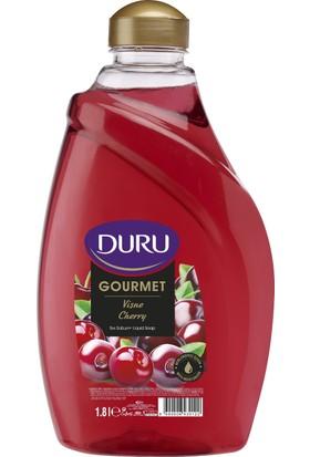 Duru Gourmet Sıvı Sabun Vişneli Turta 1,8 lt