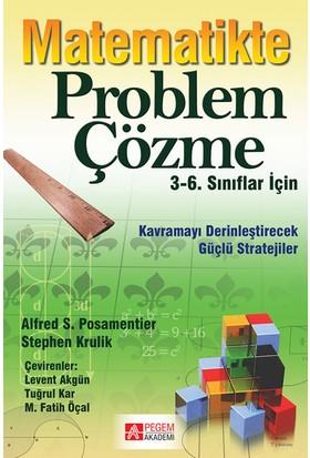 Matematikte Problem Çözme - Alfred S. Posamentier