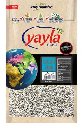 Yayla Gurme Beyaz Chia Tohumu 500 gr