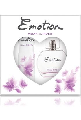 Emotion Asian Garden Parfüm 50ml & Deodorant 150 ml