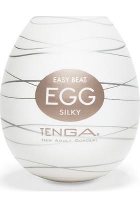 TENGA EGG Silky Esnek Yumurta (Erkeklere Özel) EGG-006