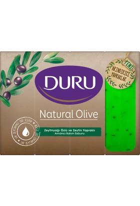 Duru Natural Olive Zeytin Yapraklı Kalıp Sabun 4x160gr 640gr
