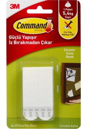 Command 17201-4Pk Orta Boy Cırt Cırt Bant