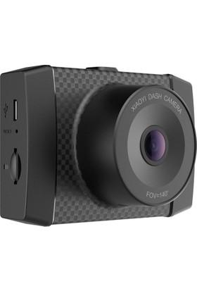 Xiaomi Yi Ultra Dash 2.7K Araç Kamerası-140° Geniş Açı Lens -Ses Kontrol-G Sensörü-Gece Görüşü