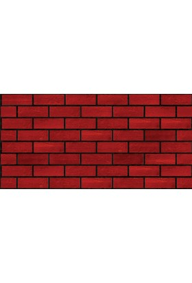 Tuğlataş Ateş Tuğla Duvar Paneli 60x120 cm 10 Adet