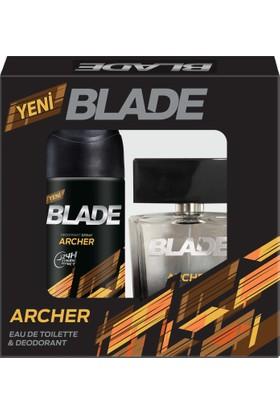Blade Archer Parfüm Edt 100ml & Deodorant 150ml