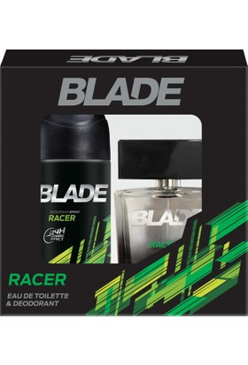 Blade Racer Erkek Parfüm Edt 100ml & Deodorant 150ml