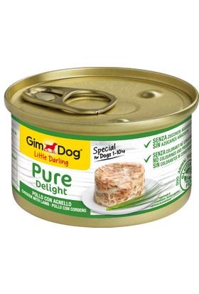 Gımdog Köpek Tavuklu Kuzulu Köpek Konserve 85 gr