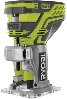 Ryobi R18TR0 18Volt Aküsüz Avuç İçi Frezesi