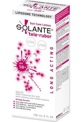 Solante Tele-Rubor Spf 50+ 150 Ml Güneş Koruyucu Losyon