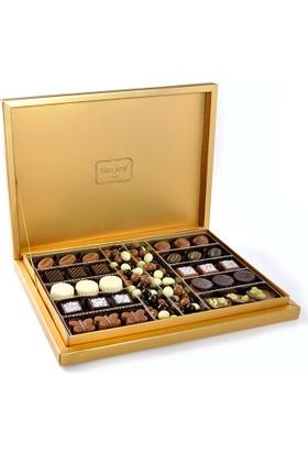 Hacı Şerif Kahve Drajeli Special Çikolata 465 gr