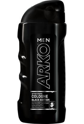 Arko Men Traş Kolonyası Black Edıtıon 250 Ml