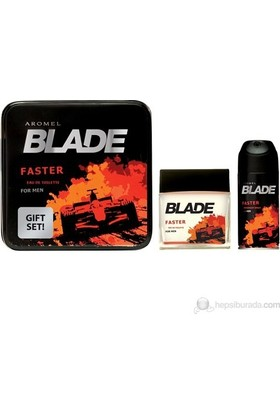 Blade Man 100 Ml Edt + 150 Ml Deo Hediye