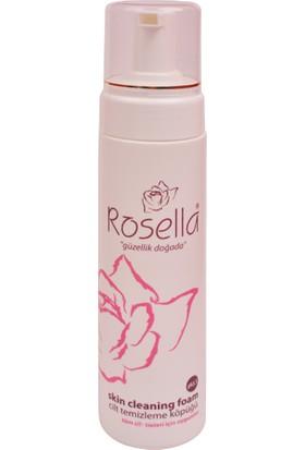 Rosella Cilt Temizleme Köpüğü