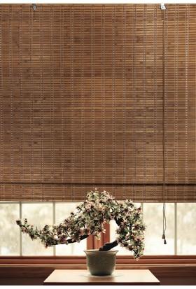 Li̇nadora Katlamalı Ahşap Stor Bambu İmroz 60 x 160