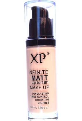 Xp Infinite Matt 18H Fondöten 01 Açık Ton