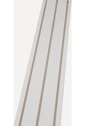 Li̇nadora Süper 3'Lü Korniş Perde Rayı 150