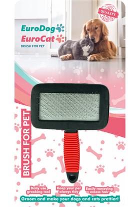 Eurogold Kedi / Köpek Fırçası Medium