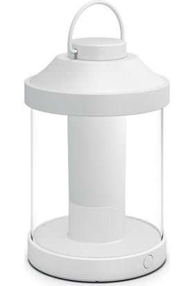 Philips Abelia Taşınabilir LED Lamba - Beyaz