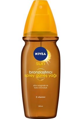 Nivea Sun Bronzlaştırıcı Sprey Güneş Yağı 150Ml