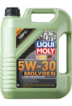 Liqui Moly Molygen New Generation 5W-30 5L Motor Yağı