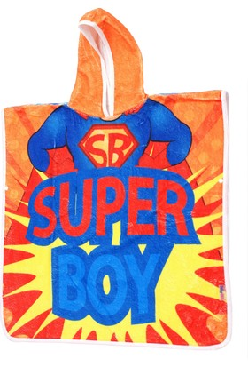 Babyneo Panço Havlu Süper Boy