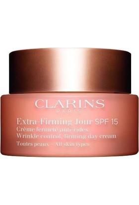 Clarins Extra Firming Day Cream 50 ml Gündüz Kremi SPF15