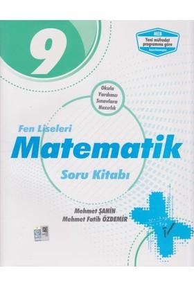 Palme 9. Sınıf Fen Liseleri Matematik Soru Kitabı - Yeni - Mehmet Şahin;Mehmet Fatih Özdemir