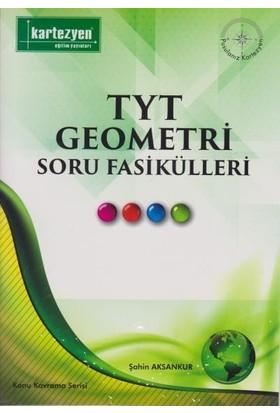 Kartezyen Tyt Geometri Soru Fasikülleri (Yeni) - Şahin Aksankur