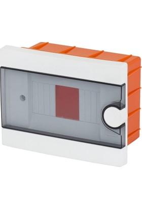 A Plus Elektrik Sigorta Kutusu 2-6 Lı Sıva Altı