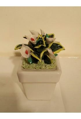 Artedella Porselen Çiçek