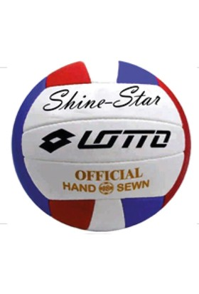 Lotto Ball Shine-Star Voleybol Topu No: 5 R4350/43