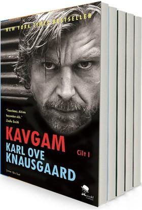 Karl Ove Knausgaard Set- 5 Kitap Takım - Karl Ove Knausgaard