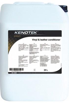 Kenotek Vinly Leather Plastik Ve Deri Yüzey Yenileme Bakım Solüsyonu 5 Lt