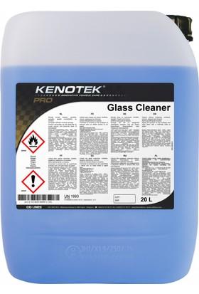 Kenotek Glass Cleaner Cam Temizleyici 5 Lt