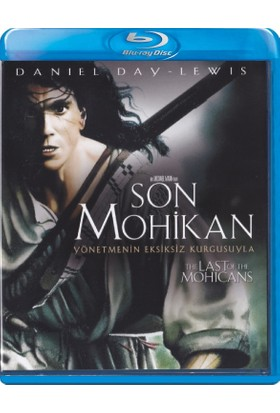 Son Mohikan - The Last Of The Mohicans - Blu-Ray