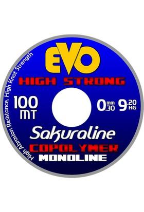 Sakuraline Evo Copolymer Misina 100m