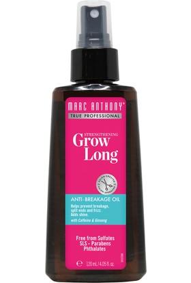 Marc Anthony Grow Long Kırılma Karşıtı Yağ 120 ml