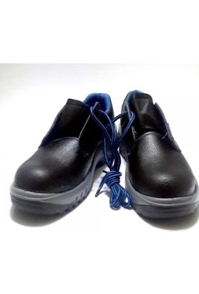 Pars Çelik Burunlu Ayakkabı Mavi Astar