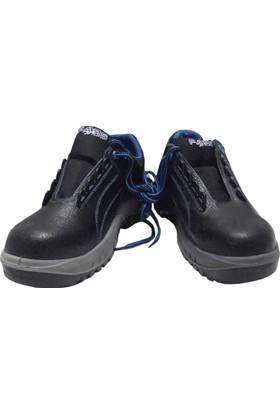 Pars Çelik Burunlu Ayakkabı(Deri)