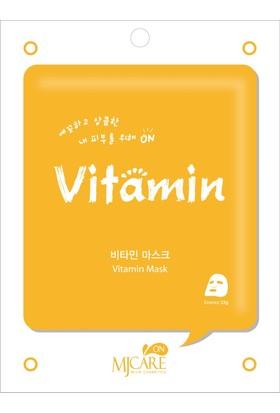 MJ Care On Vitamin Mask -Vitamin Maskesi