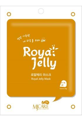 MJ Care On Royal Jelly Mask -Arı Sütü İçeren Maske