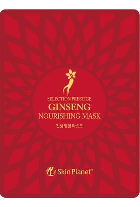 Selection Prestige Ginseng Nourishing Mask - Kore Kırmızı Ginseng Özlü Yüz Maskesi