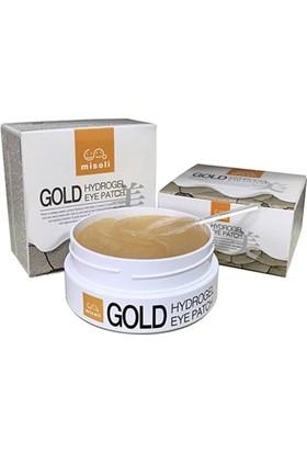 Misoli Gold Hydrogel Eye Patch - Altın İçeren Gözaltı Maskesi