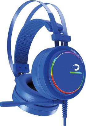 Gamepower Luna Mavi 7.1 Surround RGB Oyuncu Kulaklık