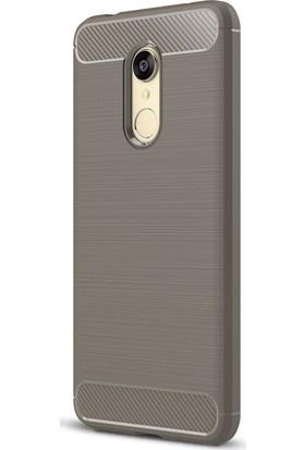 Kılıfist Xiaomi Redmi 5 Plus Karbon Silikon Kapak Kılıf