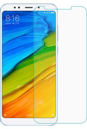 Zore Xiaomi Redmi 5 Plus Cam Ve Plastik Karışımı Nano Cam Ekran Koruyucu