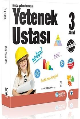 Mutlu Yayınları 3. Sınıf Usta Serisi - 3 Kitap